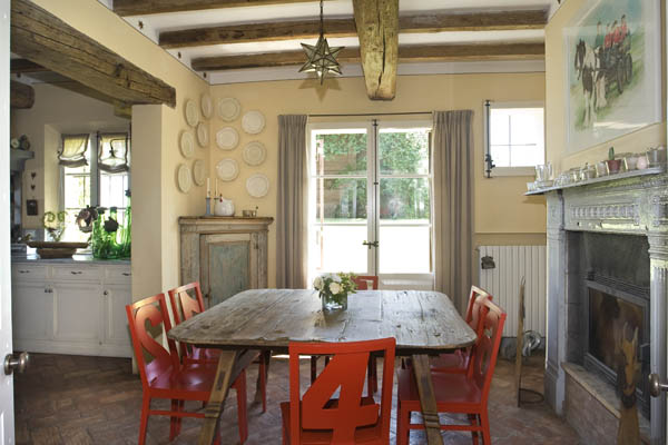 Case provenzali foto di esempi e ispirazioni scelte per voi for Foto di case arredate