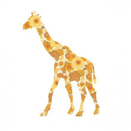 inke a forma di giraffa
