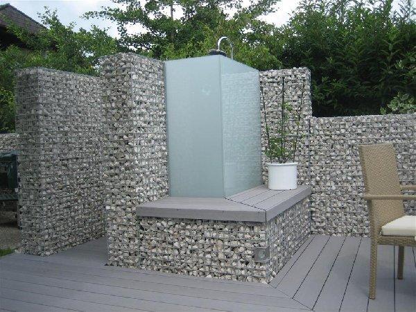 muri pietra ingabbiata