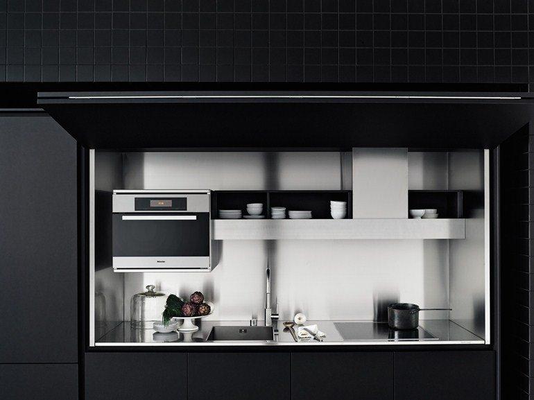Eccezionale Cucine a scomparsa: pratiche e funzionali, eccovi alcuni modelli  FM37