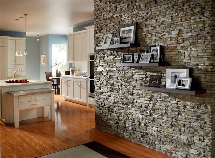 Muri In Pietra Interni E Per Esterni Materiali E Caratteristiche
