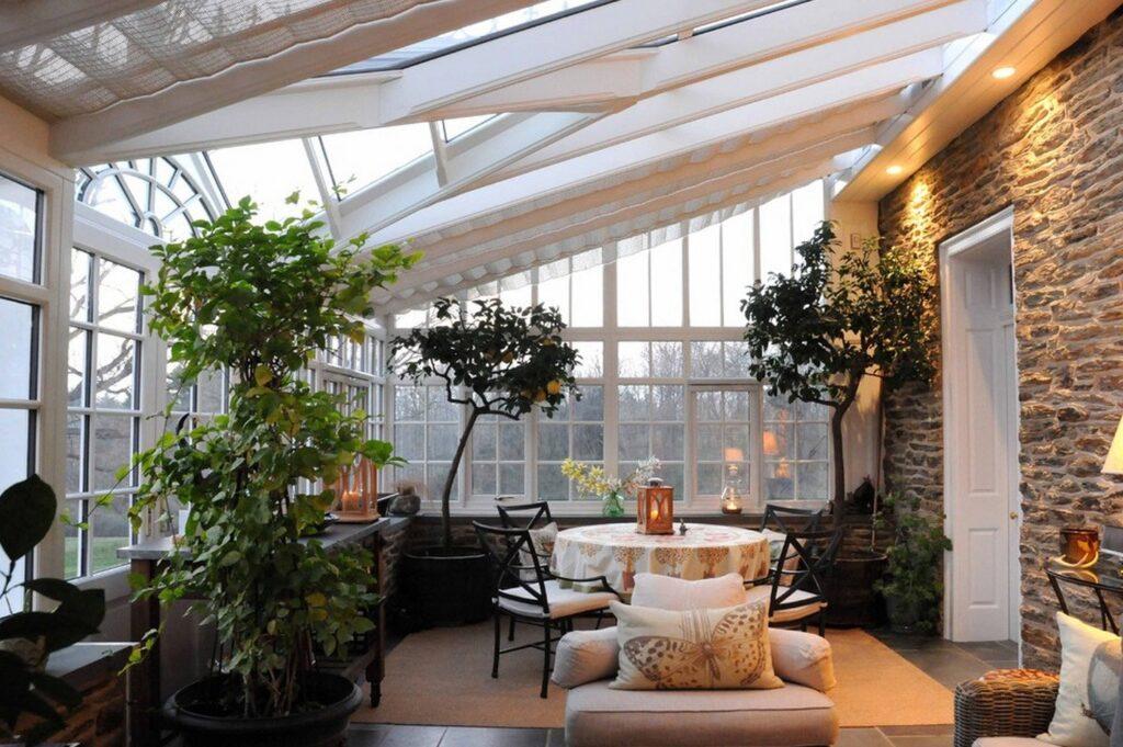 Come arredare una veranda coperta: consigli e suggerimenti
