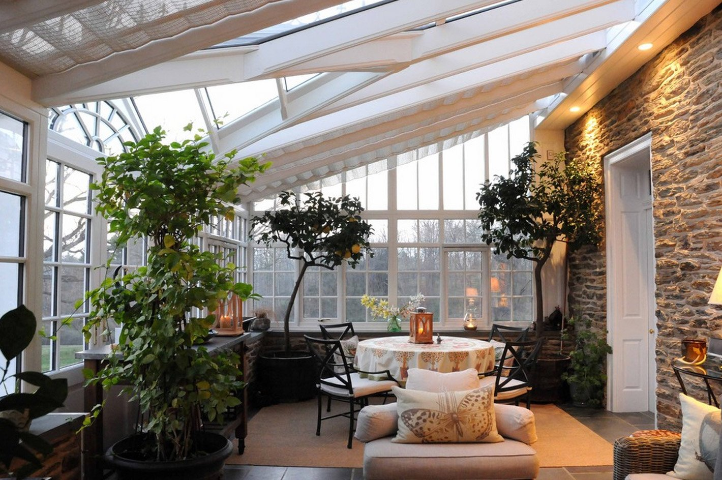 Home Decor Inside Outside: Come Arredare Una Veranda Coperta: Consigli E Suggerimenti