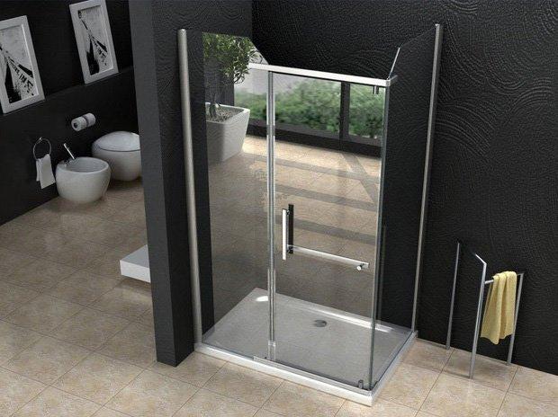 Photo of Speciale vetro per la doccia, temperato e in cristallo