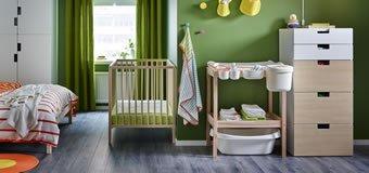 Culle neonati proposte originali prezzi ed offerte online designandmore arredare casa - Ikea mobili camera bambini ...