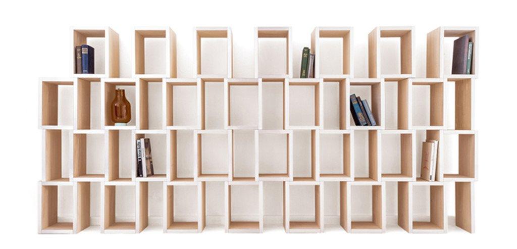riempire una parete vuota con la libreria