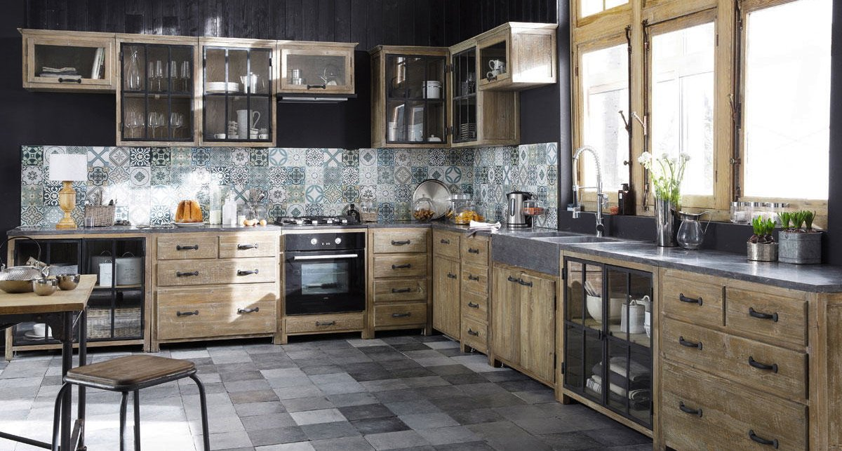 sgabelli cucina maison du monde design casa creativa e. Black Bedroom Furniture Sets. Home Design Ideas