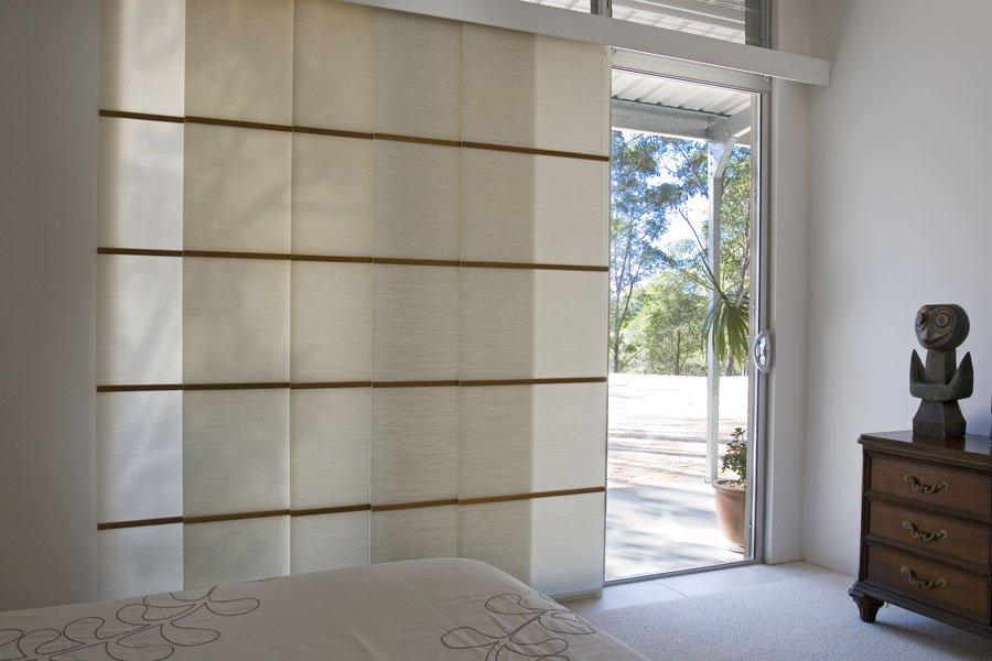 Tende moderne per interni per soggiorno camera da letto for Tende lino moderne