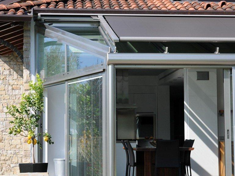 abbastanza Tende per verande: proteggere la casa con stile LY33