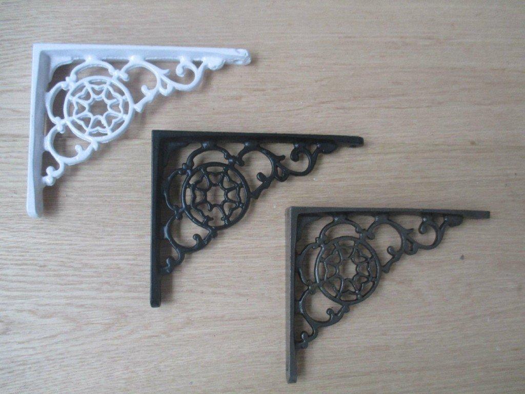 Staffe per mensole ironmongery