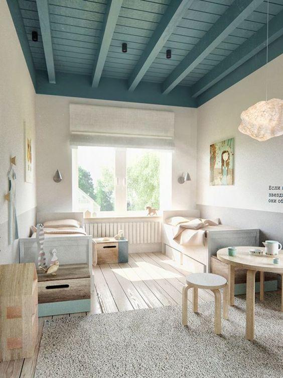 sun color bedroom
