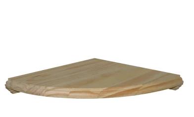 Mensole angolari prezzi e modelli in legno vetro e acciaio for Mensole angolari leroy merlin