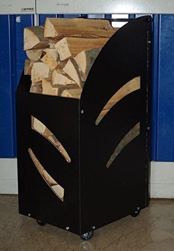 Portalegna da interno scegliamolo con stile offerte e for Portalegna da interno ikea