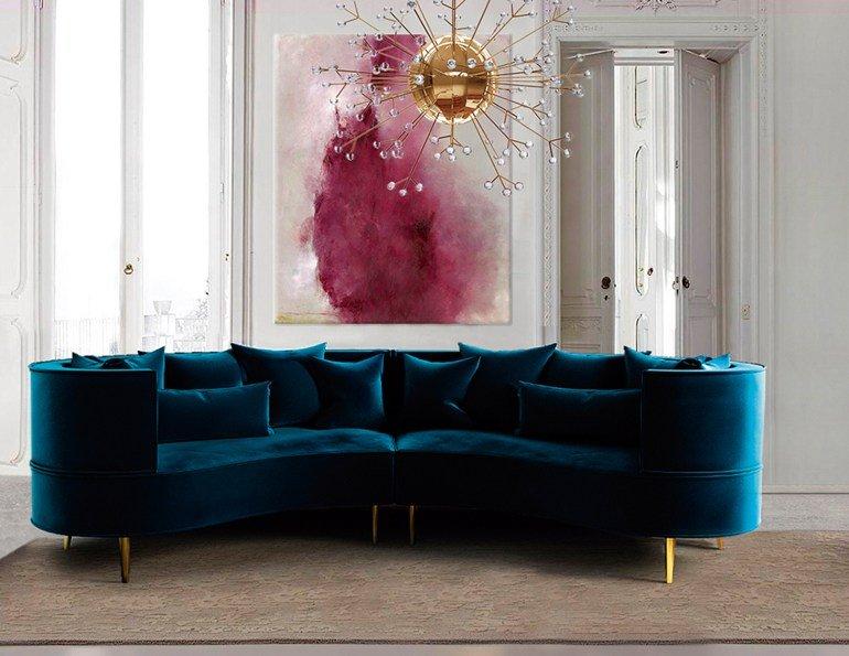 Divano rotondo esempi di divano circolare di design for Divano rotondo