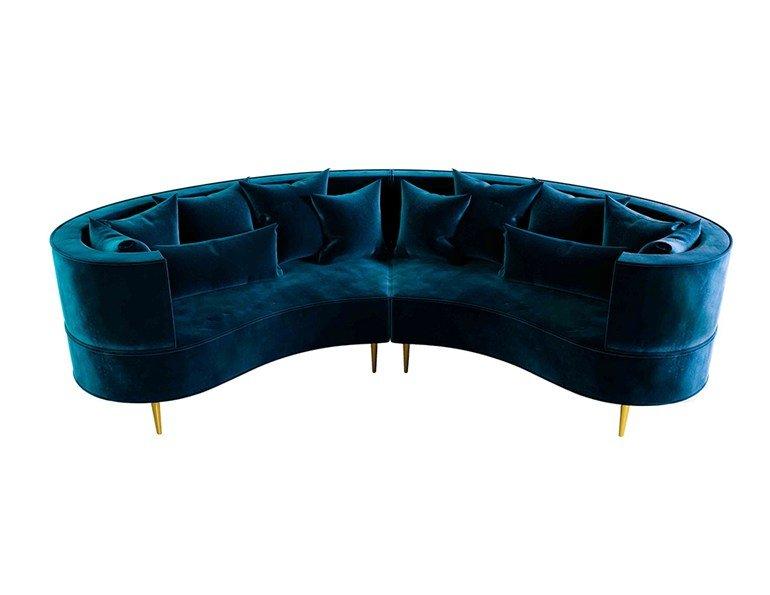 Divano Rotondo Design : Divano rotondo esempi di circolare design