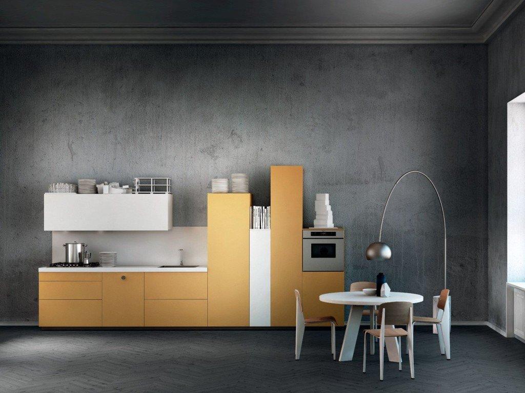 Immagini cucine bicolore: una scelta che fa tendenza — Designandmore ...