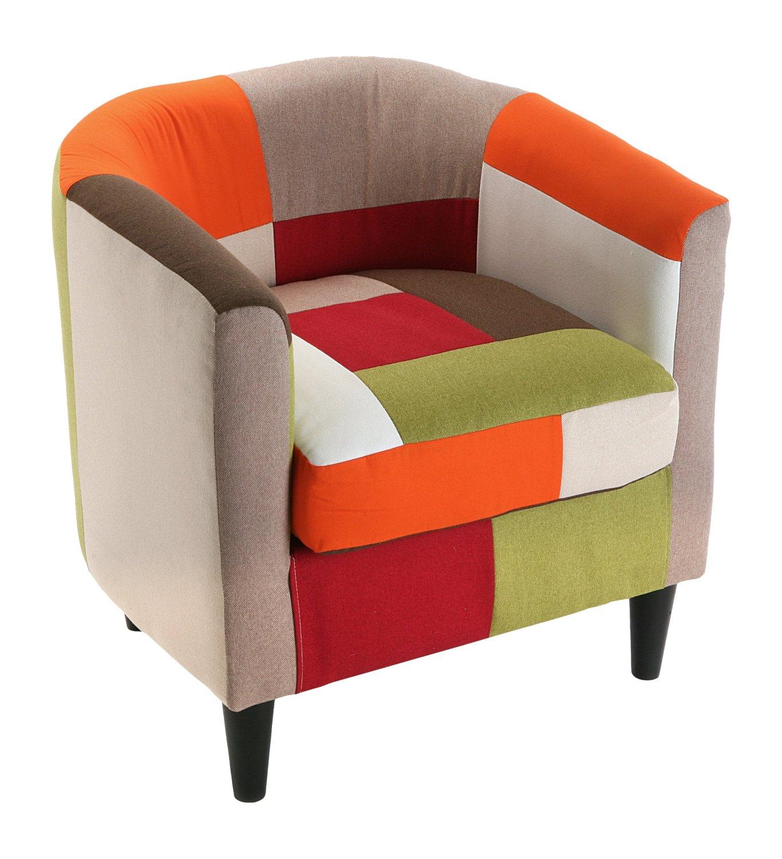 Photo of Una Poltrona patchwork è una scelta ideale per dare più colore alla vostra casa