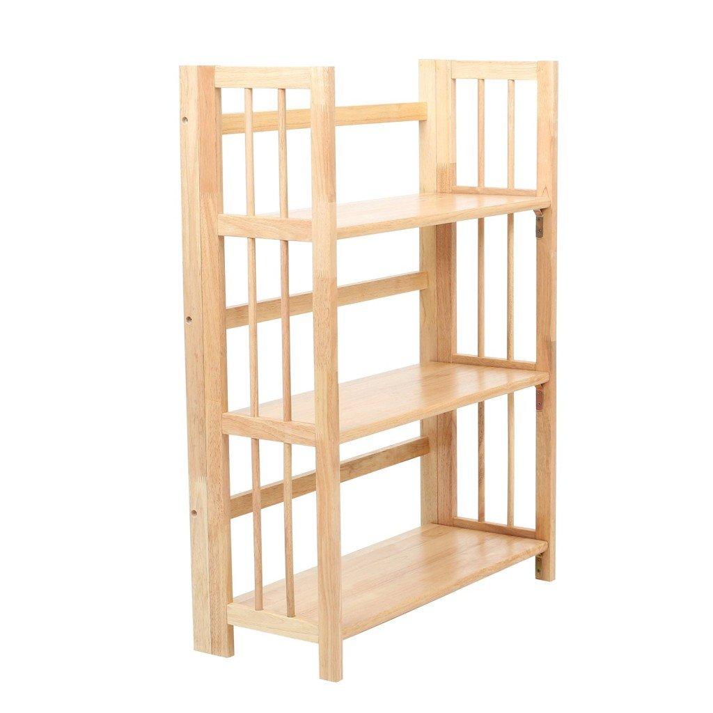 Scaffali in legno calore e praticit nell 39 arredo for Scaffali legno arredamento