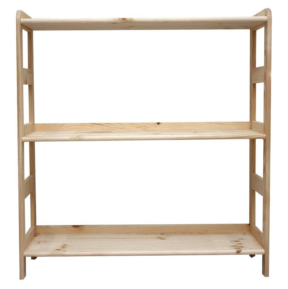 Scaffali in legno calore e praticit nell 39 arredo for Scaffali libreria in legno