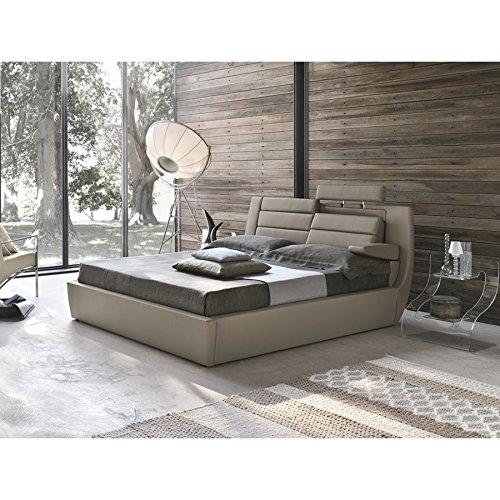 Best letto king size dimensioni pictures acrylicgiftware - Dimensioni letto queen size ...