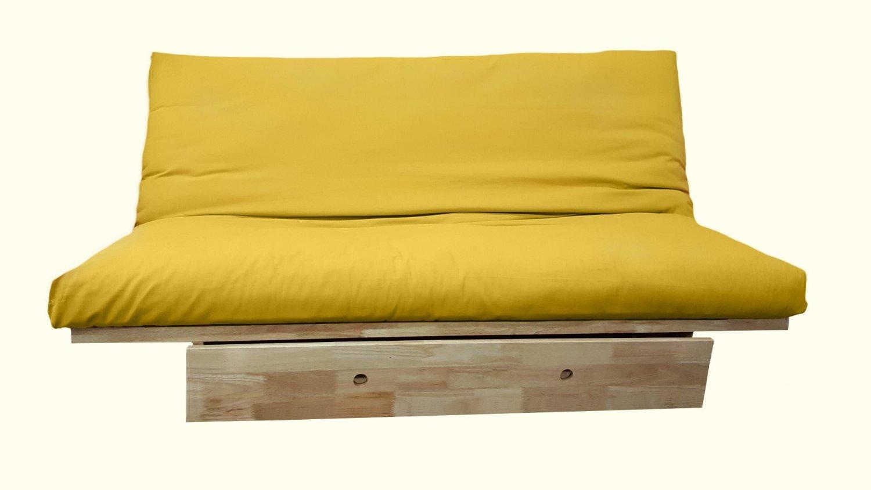 Divano letto futon: tante proposte se amate l\'oriente