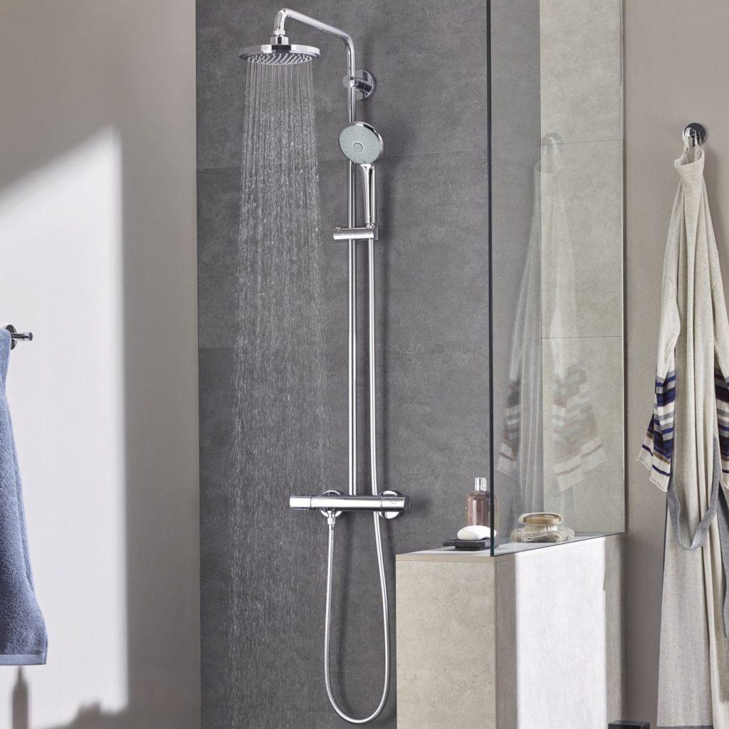 soffione doccia a led ed high tech prezzi e modelli