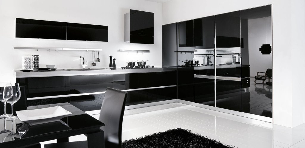 Best Cucine Moderne Nere Ideas - Ideas & Design 2017 ...