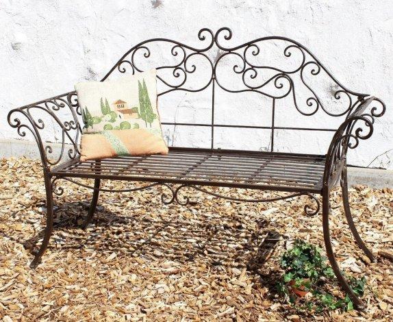 Panchine Da Giardino In Ferro.Panche In Ferro Gusto Romantico Per Il Giardino Designandmore