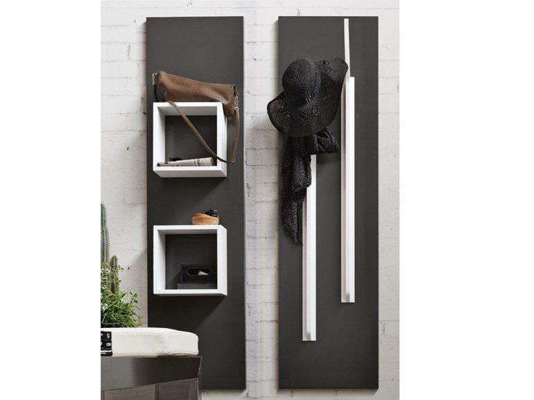 Parete attrezzata moderna classica o in cartongesso for Come arredare una parete attrezzata