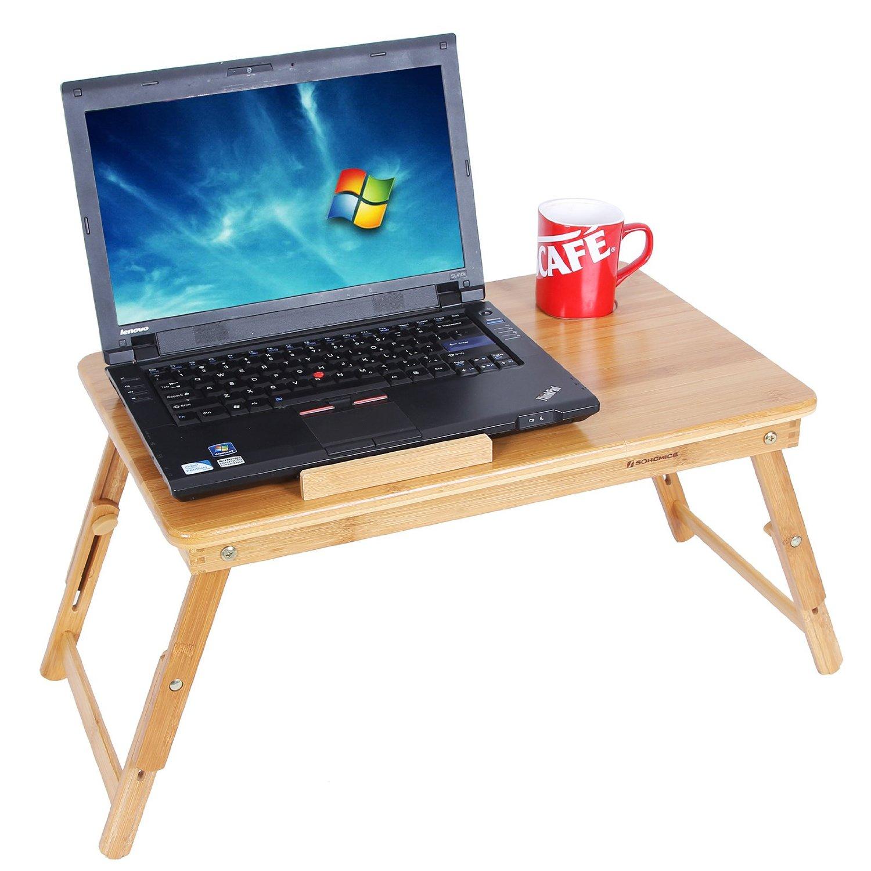 Porta computer da letto tecnologia e funzionalit in casa designandmore arredare casa - Tavolino da letto per pc ...