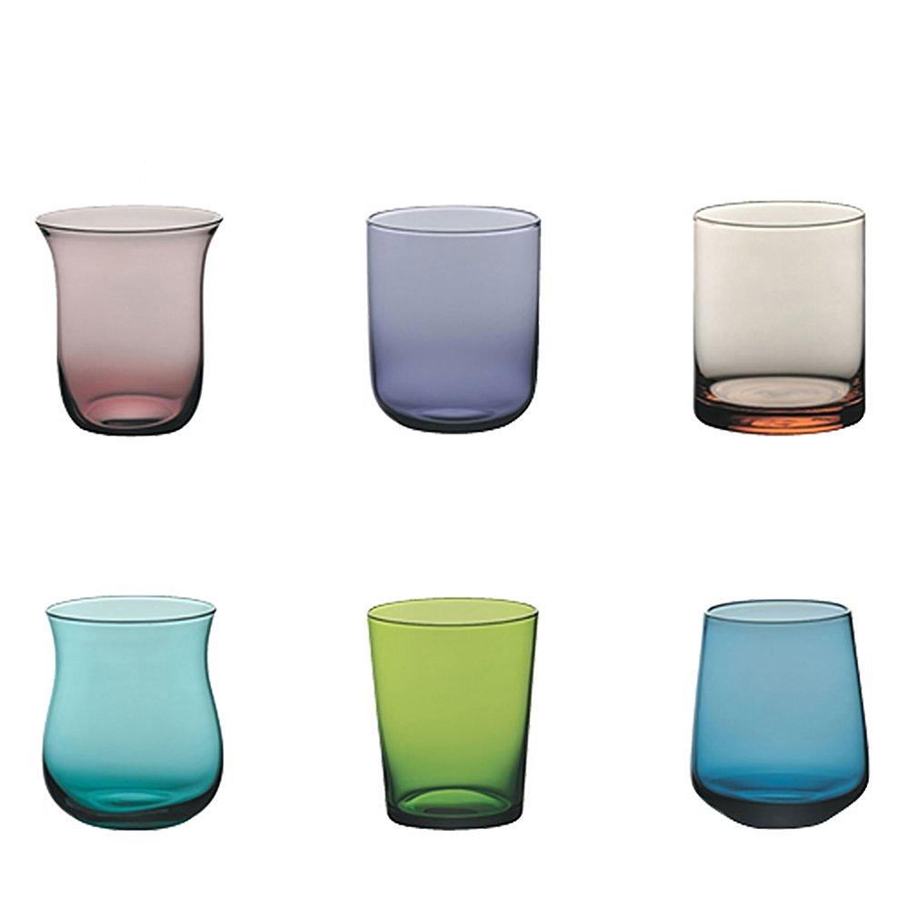 bitossi bicchieri di vetro
