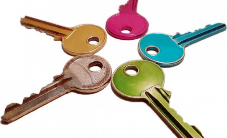 Le chiavi di casa