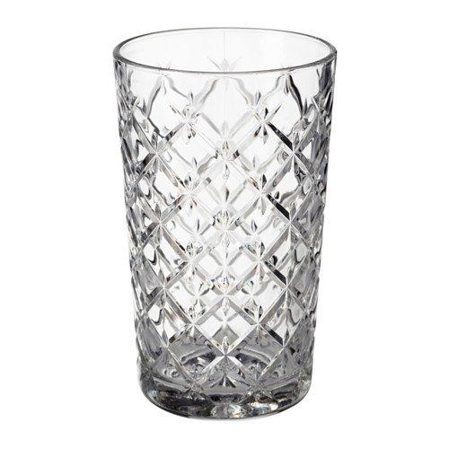 Bicchieri di vetro bormioli ikea e tanti altri spunti per la tavola designandmore arredare casa - Bottiglie vetro ikea ...