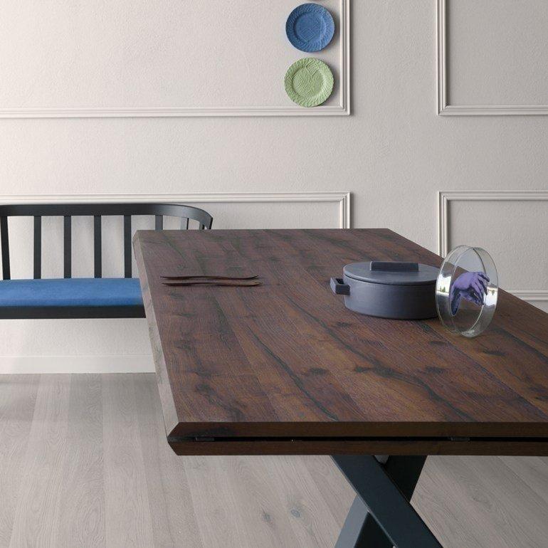 tavolo allungabile di design gustave 2