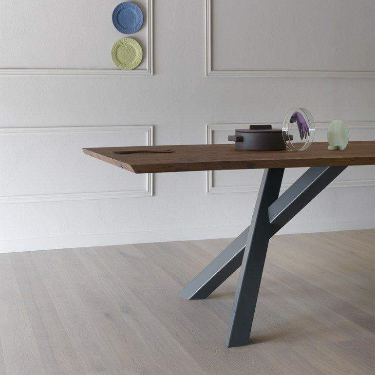 tavolo allungabile di design gustave 3