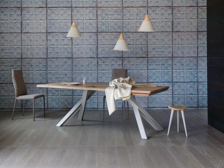 tavolo allungabile di design gustave 5