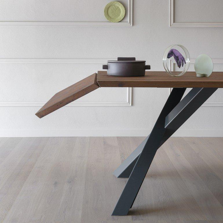 tavolo allungabile di design gustave4
