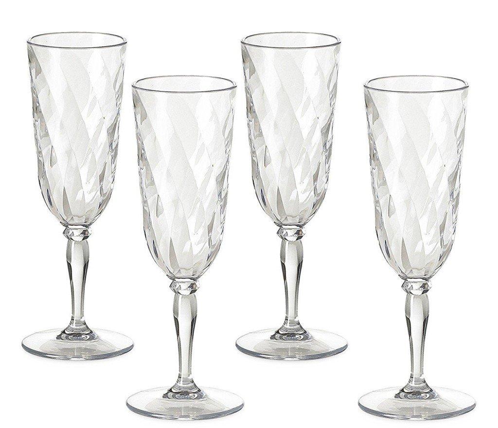 montefiore bicchieri in plastica