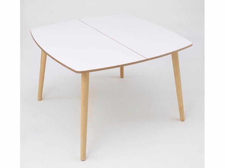 tavolo allungabile di design nam 1