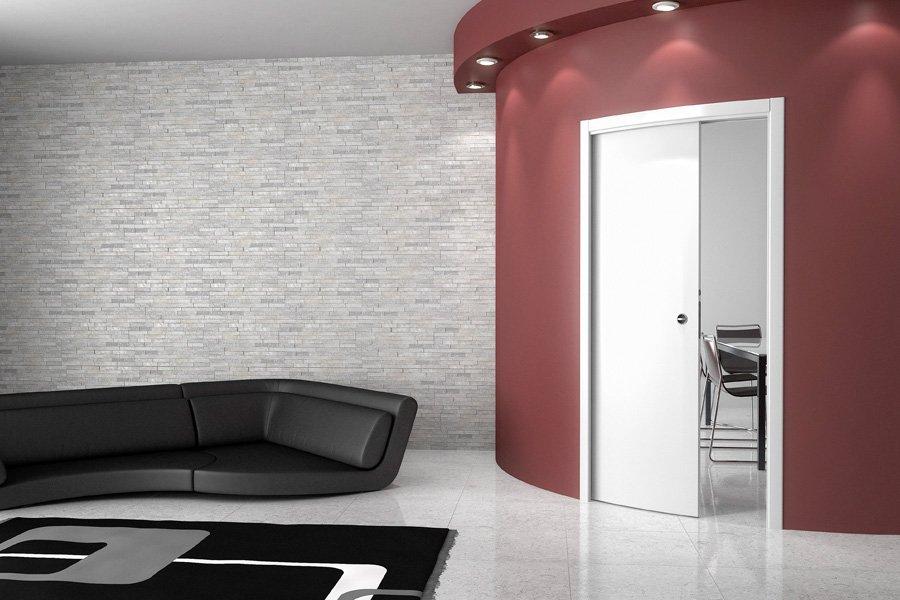 Porte scorrevoli come scegliere le migliori per la casa designandmore arredare casa - Porte scorrevoli interno muro prezzi ...