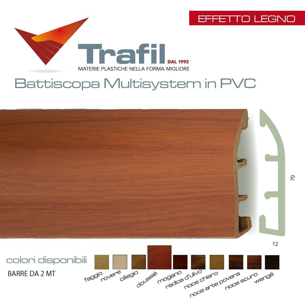 Battiscopa pvc trafil-1