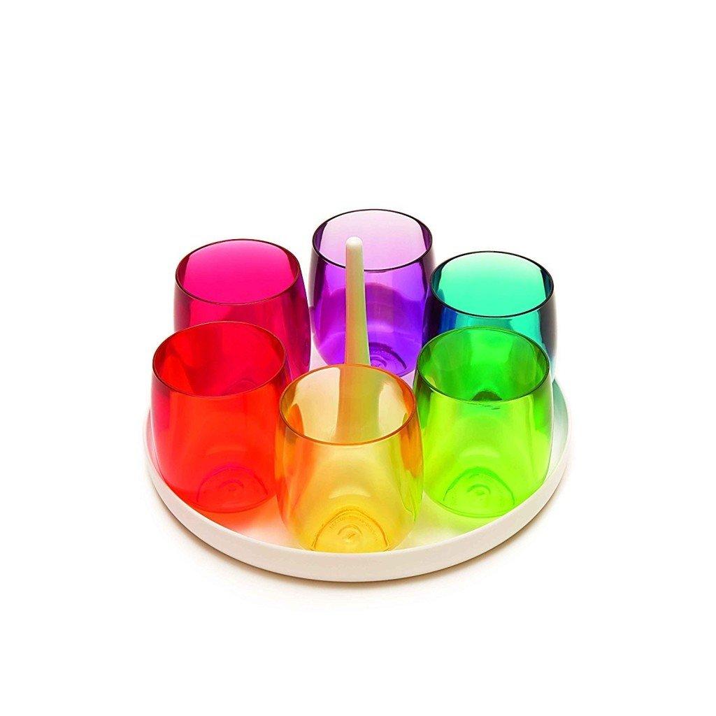 zak bicchieri in plastica