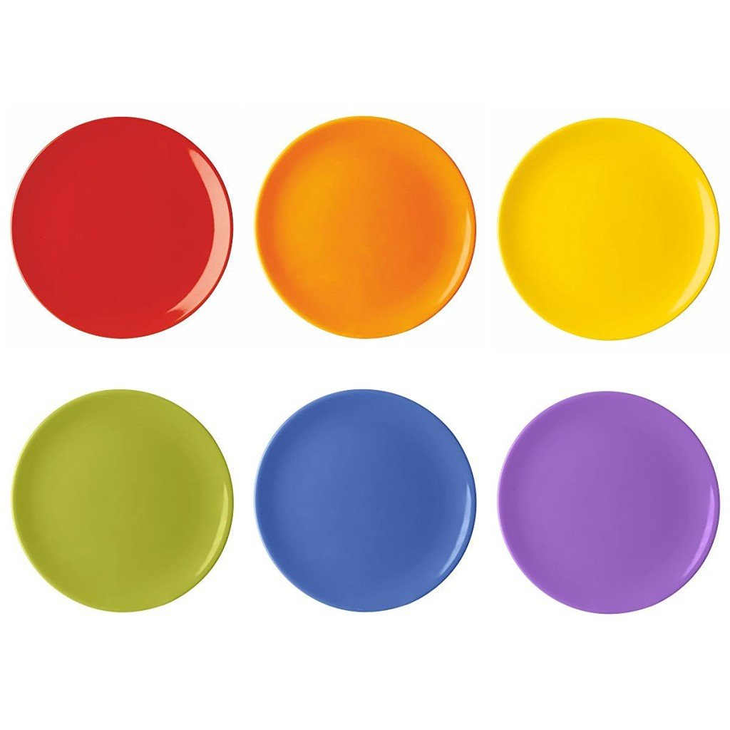 excelsa - Piatti colorati