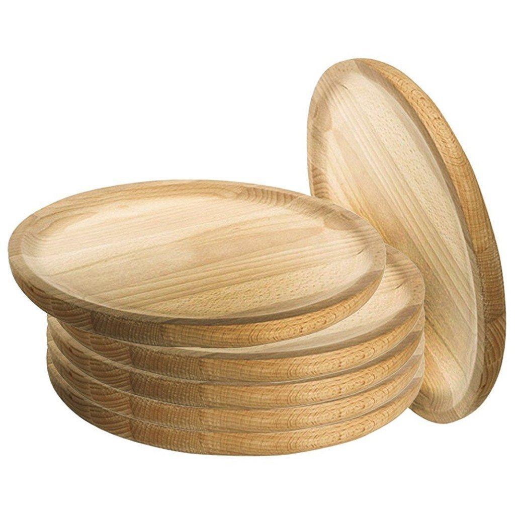 piatti in legno per la pizza