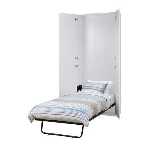 Armadio a scomparsa con letto o senza, una soluzione salva spazio
