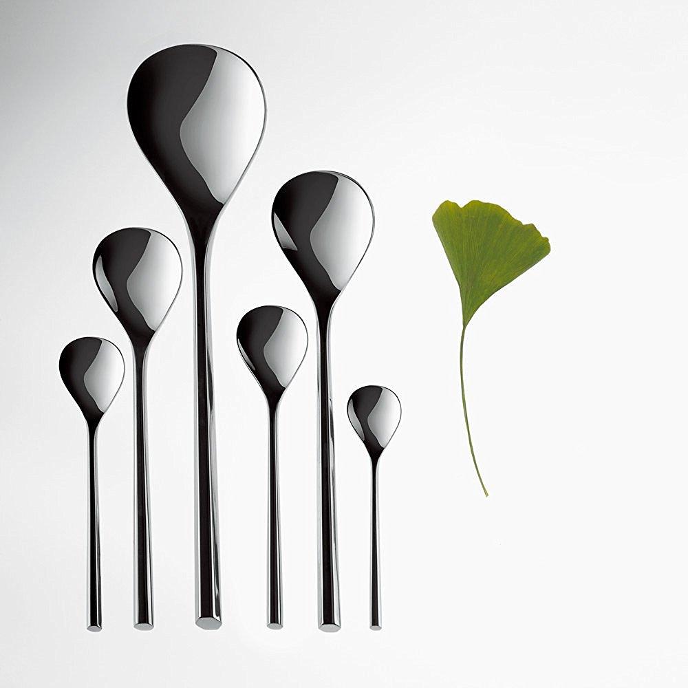 Posate in acciaio stile e design in tavola prezzi online designandmore arredare casa - Bagno alessi prezzi ...