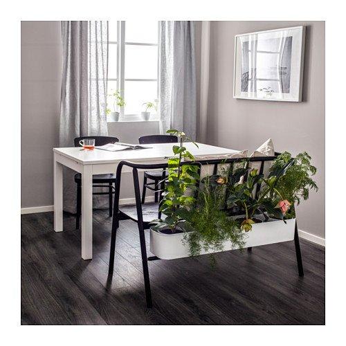 creativa e adatta anche agli spazi interni la panca con fioriera pu dare vita ad un arredo green personale colorato e molto piacevole da sfoggiare nelle