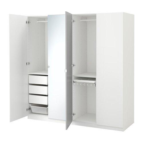 Armadi su misura a muro componibili tanti consigli ed - Ikea cabine armadio componibili ...