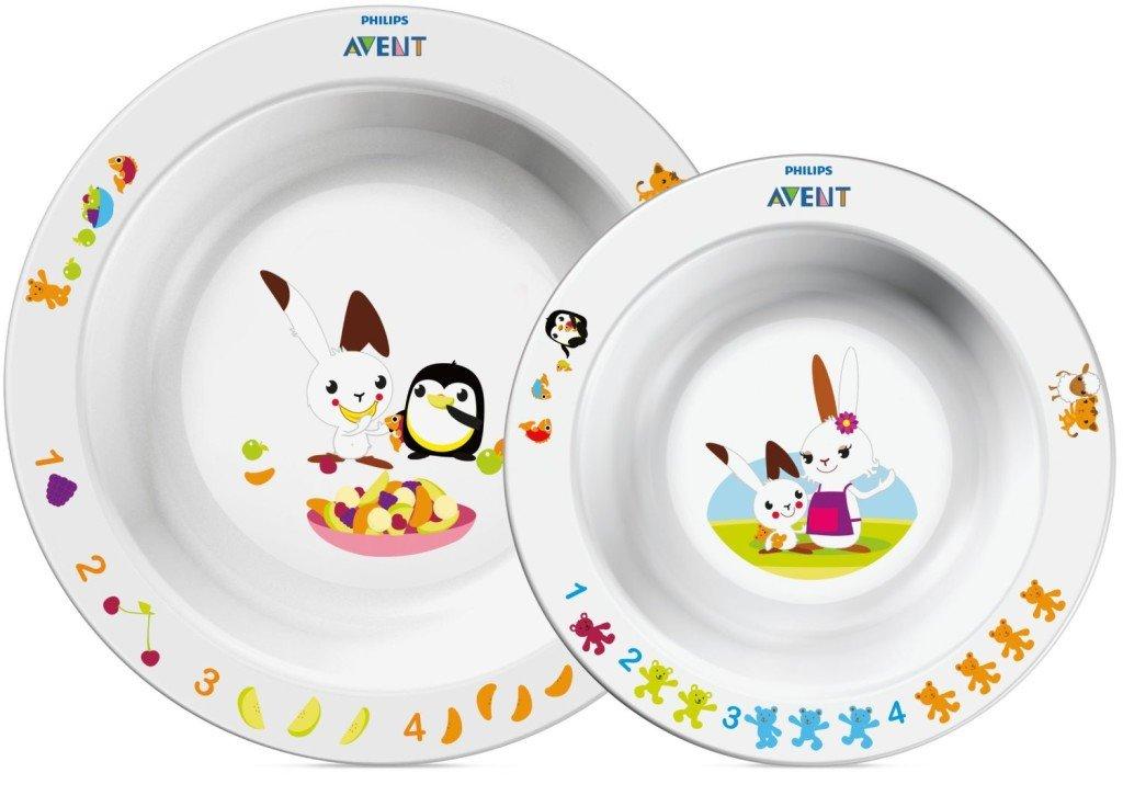philips piatti per bambini