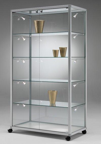 Vetrinette moderne classiche ikea ed espositive for Ikea vetrine in vetro